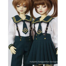Bjd Clothes Students Uniform For MSD/SD10/SD13/SD17