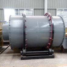 Coal Sludge Three Cylinder Rotary Dryer