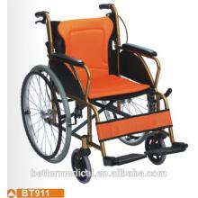 Chaise haute en aluminium léger de haute qualité