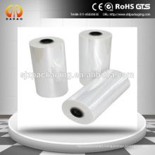 clear heat shrink plastic film-PVC