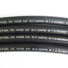 3/8 Inch Sae J30 R7/Sae J30 R10 High Pressure Petrol Rubber Fuel Line Hose