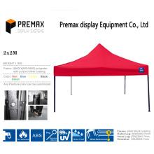 Outdoor 2X2m Pop-up-Zelt mit hoher Qualität
