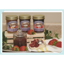 Screw Sealing Jam Glass Jar Honey Glass Jar