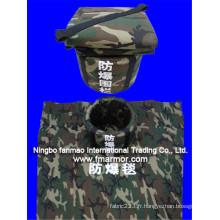 Couverture de Suppression de bombe UHMWPE pour la sécurité publique
