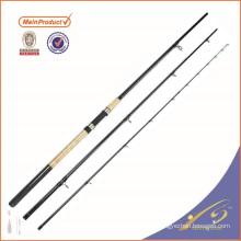FDR001 Haute fibre de carbone Fiber pêche flexible canne à pêche chargeur