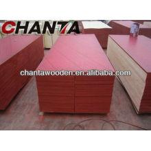 Linyi 2x8 película de madera contrachapada con 18mm, 15mm de espesor