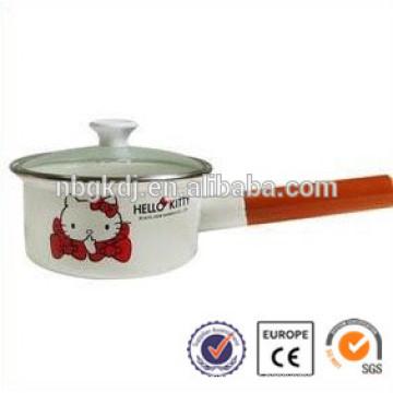 2pcs Set cooking pot set/large cooking pots set for sale/glass lid cooking pot