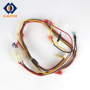 Universal wiring harness for automotive car