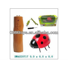 2013 Hot Sale 4CH RC Animal,Remote Control Coccinella Septempunctata,Infrared RC Animal Toy