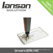 Herramienta caliente del sacador del cable de la red de la venta de China LANSAN Manufacturer