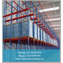 warehouse racking and shelf supplier drive in racking by ISO CE