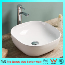 Thin Edge Modern Design China Round Wash Basin