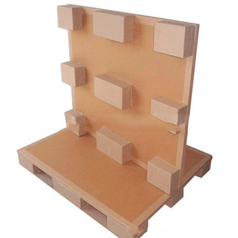 Logistic Paper Pallets