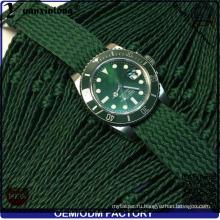 Yxl-460 мода лучшие продажи Мужской часы из нержавеющей из нержавеющей из перлона ремешок наручные часы Кварцевые Япония движение часы Оптовая изготовленный на заказ Логос