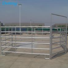 factory exporter galvanized cattle panels