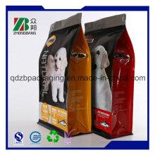 Plastikverpackungsbeutel für Halal Haustierfutter