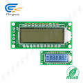 COB Monochrome Graphic Industrial Control LCD Display 128*64 Graphic LCM