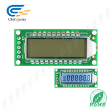 122X32 Dots Matrix LCD Display Module with LED Backlight, Stn COB LCD