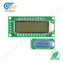 Módulo da exposição do LCD da matriz dos pontos 122X32 com luminoso do diodo emissor de luz, LCD da ESPIGA de Stn