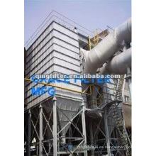 Molino de cemento Filtro de polvo de alta densidad Colector de polvo