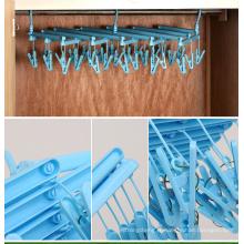 Crochet Vivinature en plastique et clips 29 pcs