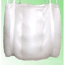 White Bulk Bag mit internen Baffles