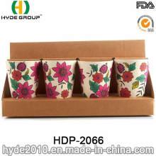 2016 Hot Sales BPA Free Bamboo Fiber Eco Cup (HDP-2066)