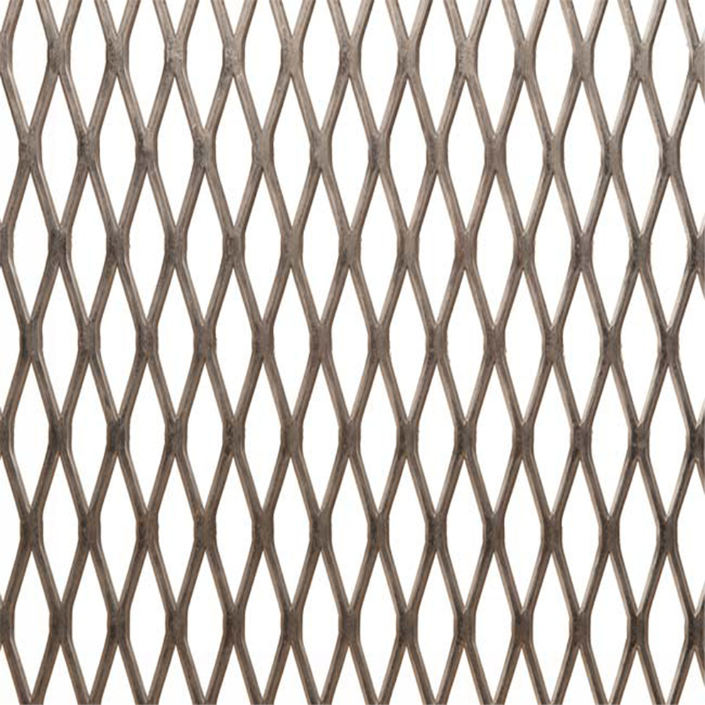 expanded metal mesh Decorative Expanded Metal Mesh