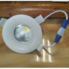 downlight di vendita caldo materiale di alluminio