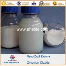 Nano Zircona óxido de dióxido de zirconio Nanopowder nanopartículas para cerámica