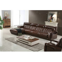 America Style Sofa, Leather Sofa, Living Room Modern Sofa (950)