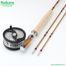 Classic Clicker Bamboo Fly Fishing Reel