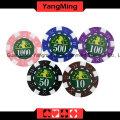 Amerikanischer Würfel Poker Chip-760PCS (YM-FMGM001)