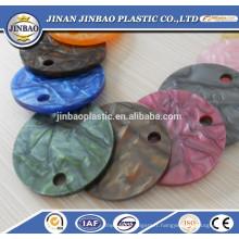 feuilles acryliques décoratives de marbre / feuille acrylique ondulée