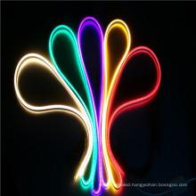 doube side emittimg 12V 220V 110V RGB led ultra thin neon flex rope light