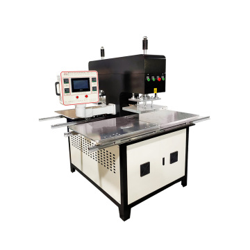 Multifunctional textile emboss machine for press custom logo