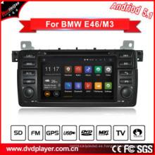 Android Car DVD Player Car Audio para BMW 3 / M3 GPS Navigatior con conexión WiFi