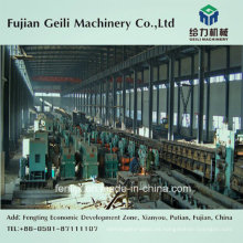 Línea de producción de acero laminado (proyecto llave en mano)
