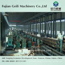 Steel Rolling Production Line (projeto turn-key)
