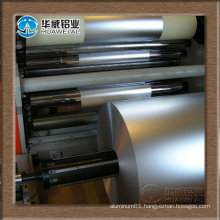 Cold forming pharmaceutical aluminum foil 8021 roll manufacturer