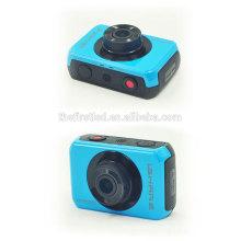 Appareil photo numérique iShare S200 HD Sport 1080P Casque caméra vidéo sous-marin Appareil photo numérique Sport DV