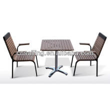 New Style All weather Polywood Patio Bistro set -5211