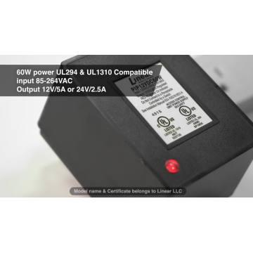Преобразователь питания переменного / постоянного тока ODM для домашнего использования