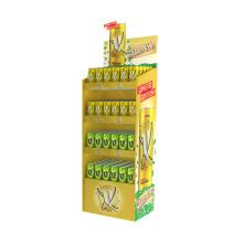 Expositor para garrafas de bebidas modernas e duráveis APEX