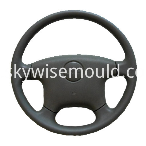Automotive steering wheel