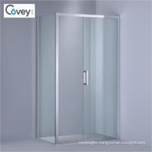Shower Enclosure with Adjustable Aluminue Frame (AKW07)