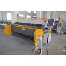 W62y / W62k-5X2500 Caixa de panela de aço hidráulico formando máquina de dobramento dobrável