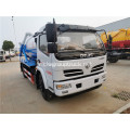 Camion d'aspiration sous vide diesel Euro 5 Dongfeng