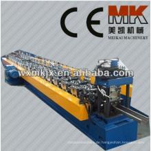automatische Rollformmaschine des Aluminiumtürrahmens / Rollenmaschinerie