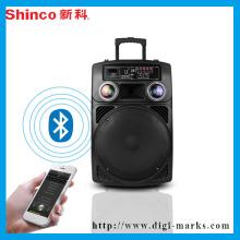 Alto-falantes bluetooth Alto-falantes de som HiFi estéreo